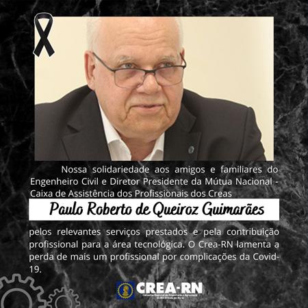 Presidente Ana Adalgisa lamenta o falecimento do Diretor Presidente da Mútua Nacional
