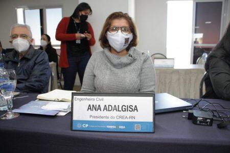 Presidente Ana Adalgisa participa do Colégio de Presidentes que traça estratégia para derrubar emendas da MP nº 1.040/2021