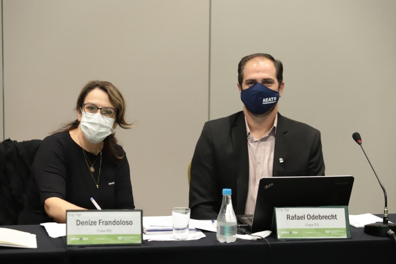 2º Reunião Ordinária da Coordenadoria de Câmeras Especializadas de Agronomia - CCEAGRO discute preocupação com a MP que afeta todas as engenharias