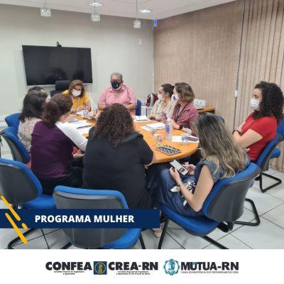 Ana Adalgisa reúne Comitê Gestor que irá gerenciar o Programa Mulher no RN